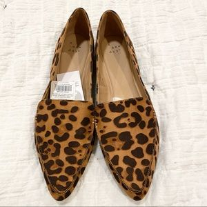 A New Day leopard print loafers! 9.5